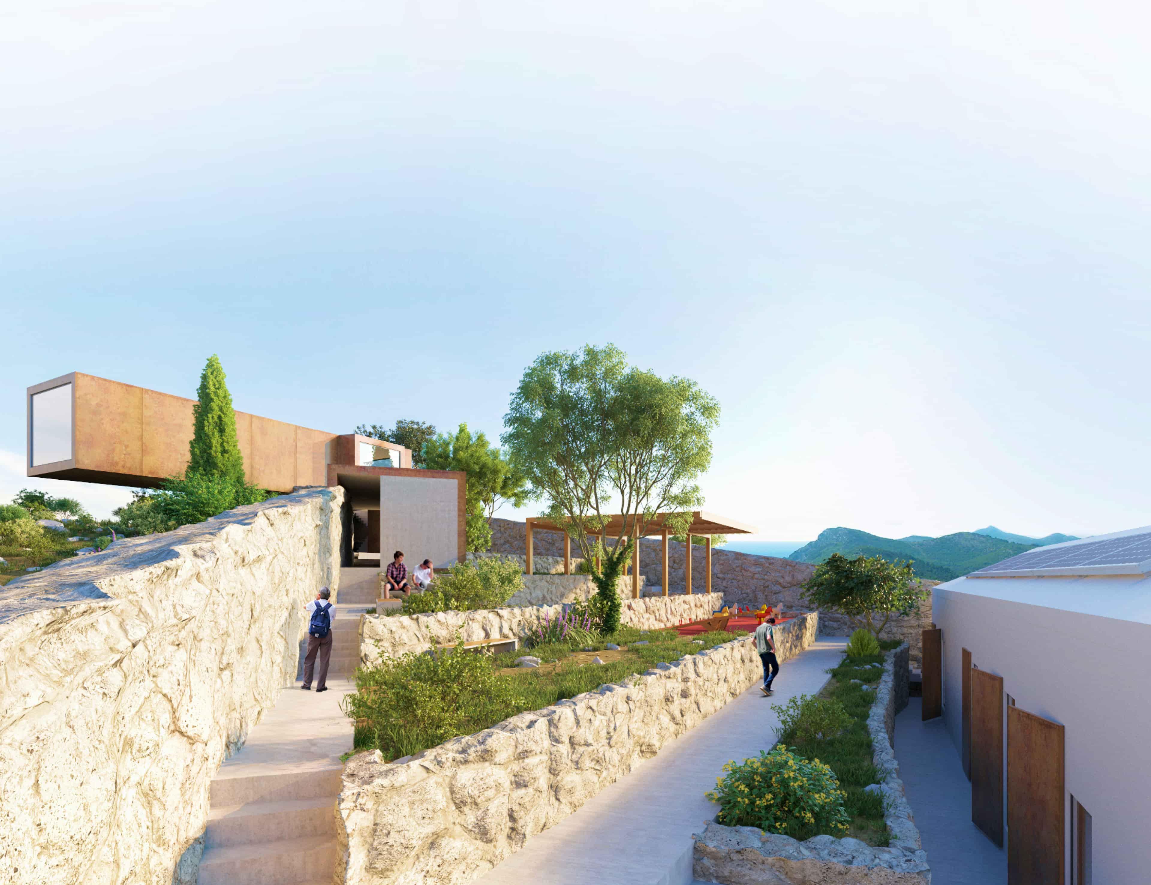 Financiranje projekta interpretacijsko edukacijski centar Grpašćak